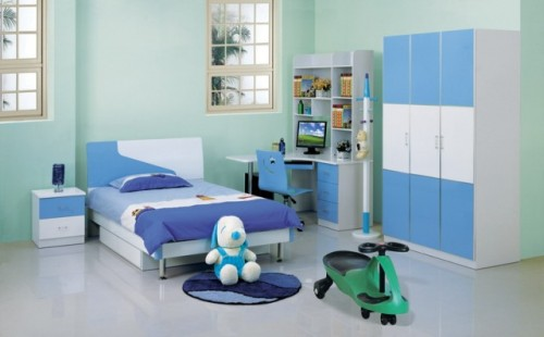 2011 Children Bedroom Furniture Concept Design
