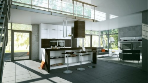 2011 Kitchen Art for Modern Home 500x280 Planning Kitchen The Beautiful and imitate