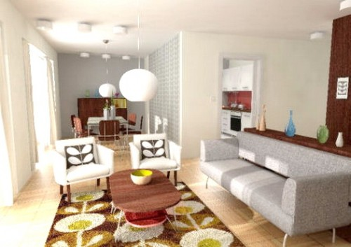 2011 Living Room Interior Inspiring