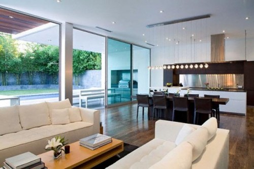 2011 Minimalist Interior Architecture with Modern Style