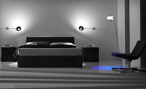 2012 Bedroom Home Lighting Architecture