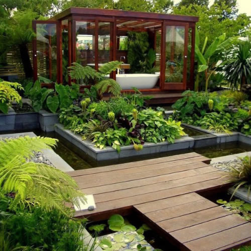 2012 Garden Home Architecture Designs