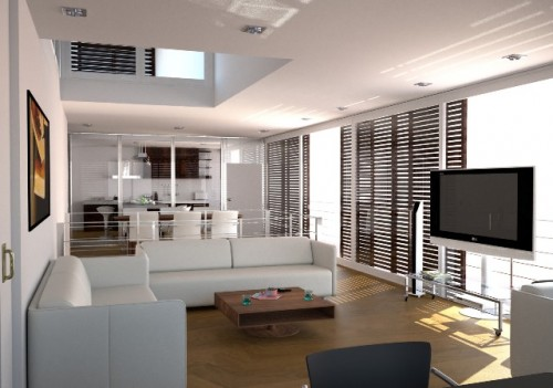 2012 Interior Ideas with Modern Setting Designs