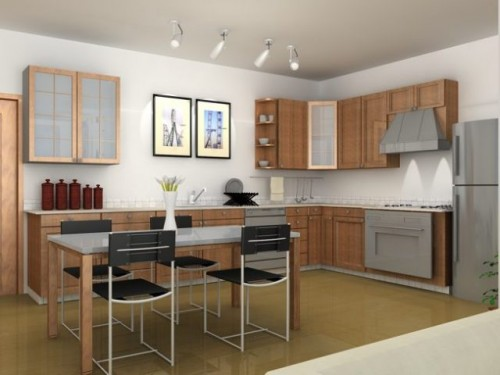 2012 Luxury Kitchen with Modern Designs