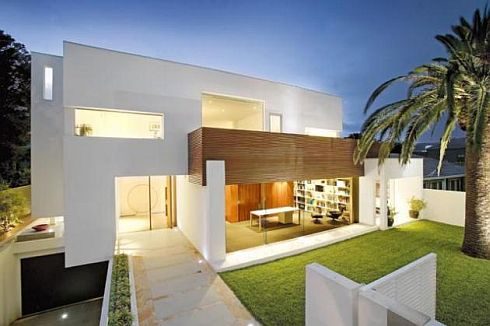 Architecture Design  Home on 2012 Minimalist Home Designs With Luxury Architecture1 Urban Homes