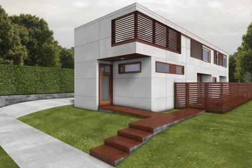 2012 Minimalist Home Desigsn with Luxury Idea
