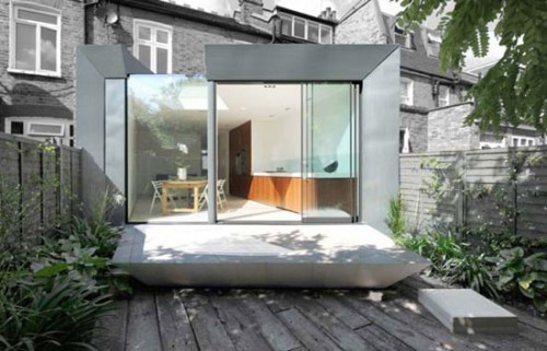 2012 Minimalist Home with Green Concept Designs
