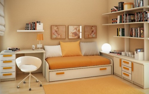 2012 Modern Children Bedroom Design Artistic