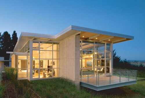2012 Modern Green Homes Designs