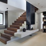 2012 Wood Stairs Architecture in 2011 150x150 Modern Wood Stairs House Interior Designs