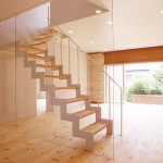 2012 Wood Stairs Interior Art 150x150 Modern Wood Stairs House Interior Designs