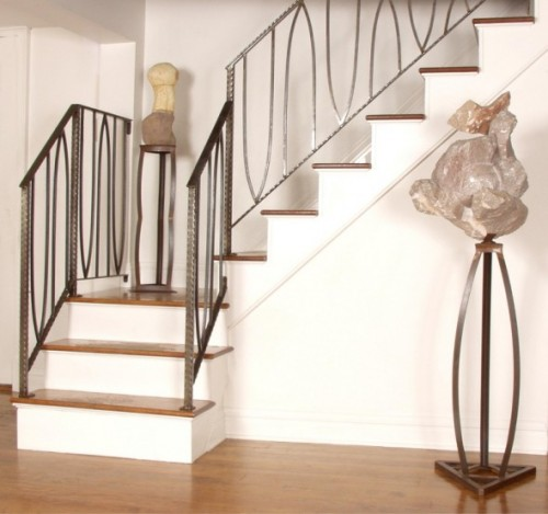 2013 stair railings designs