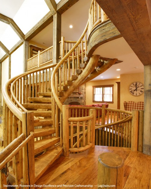 2013 stairs designs for small houses