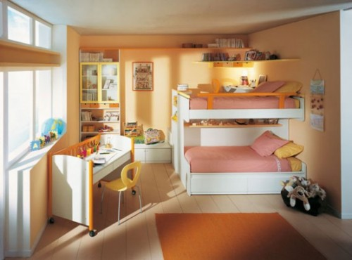 Amazing Children Room Interior Design Inspiring