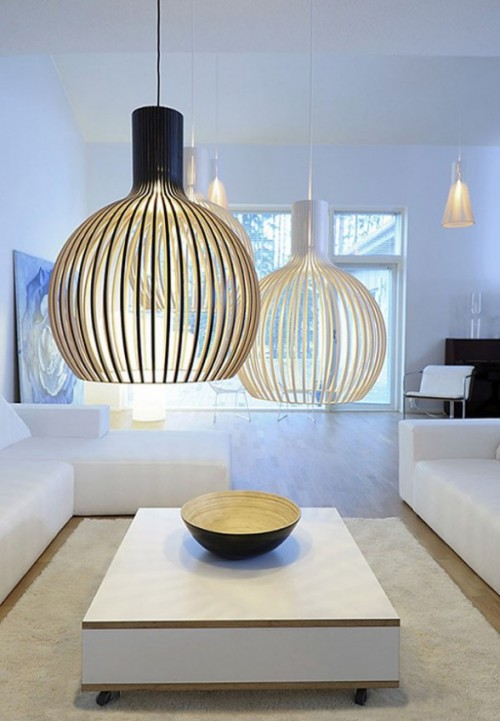 Amazing Interior Home Hanging Lights Designs