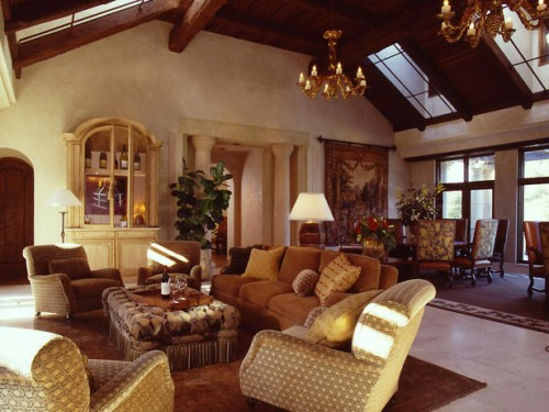 Amazing Mediterranean Living Room Design Art 500x375 Create Mediterranean Feel In Your Living Room
