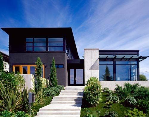 Amazing Modern House Designs Artistic