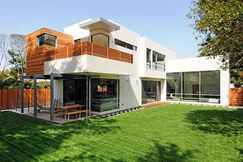 Asian Modern House Designs Exterior