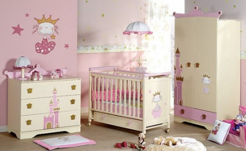 Baby Nursery Room Furniture Designs