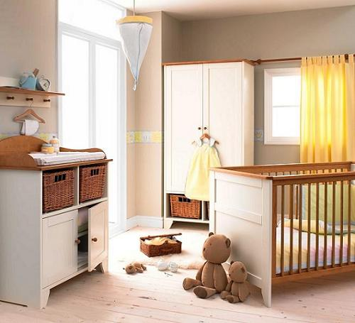 Baby Room Design Art Ideas on 2012 Effect of Color Clear In Babys Room