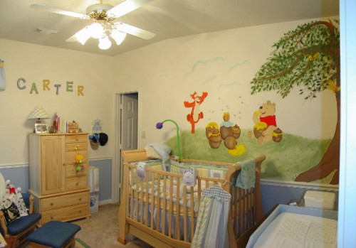 Baby Room Inspiration Design ideas 500x349 Amazing Baby Room Decorating Ideas