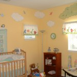 Baby Room Wall Murals Decorating Ideas 150x150 Yellow baby room design ideas