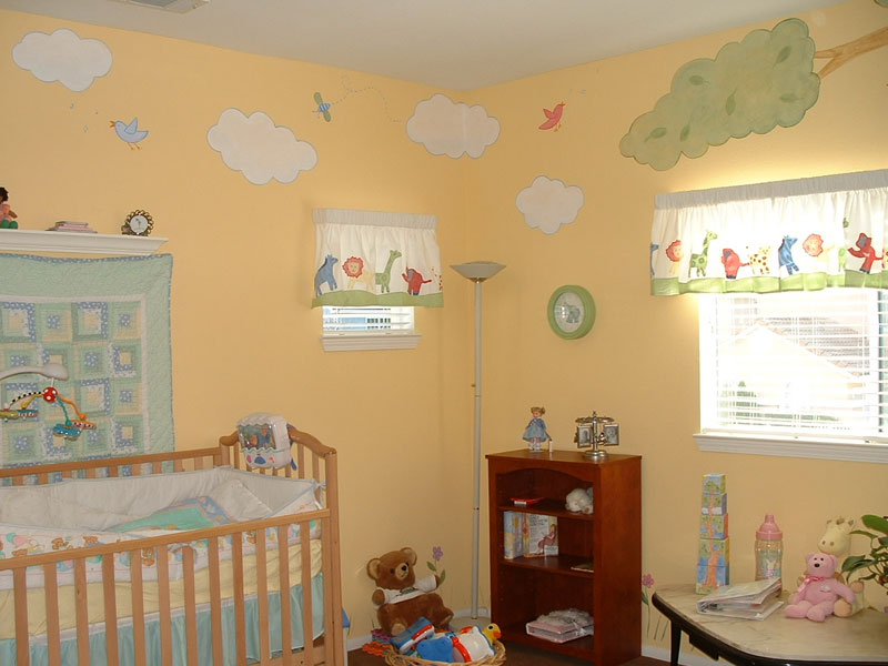 Amazing Baby Room Decorating Ideas | Love Design Ideas - Blog ...