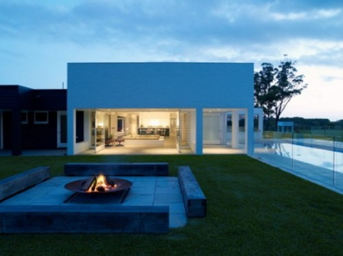 Beautiful Minimalist House Designs Architecture