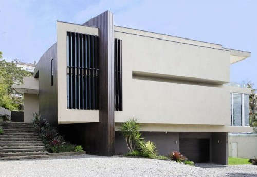 Beauty Minimalist House for 2012 Art