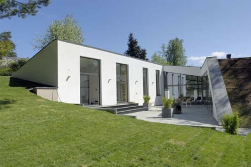 Beauty Modern Home Architecture in 2011 Designs
