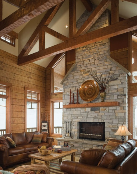 Best Timber Frame Home Art Design