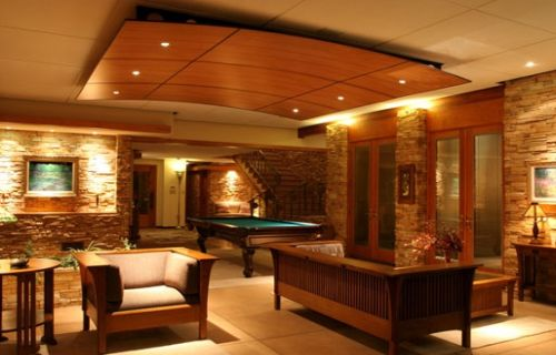 Best Wooden Ceiling for 2011 Home Designs
