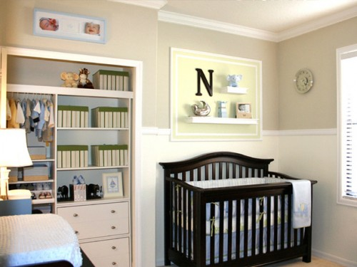 Boys Baby Rooms Decorating IDeas 500x375 Amazing Baby Room Decorating Ideas