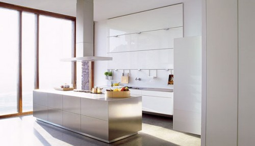 Cute Minimalist Kitchen in 2012