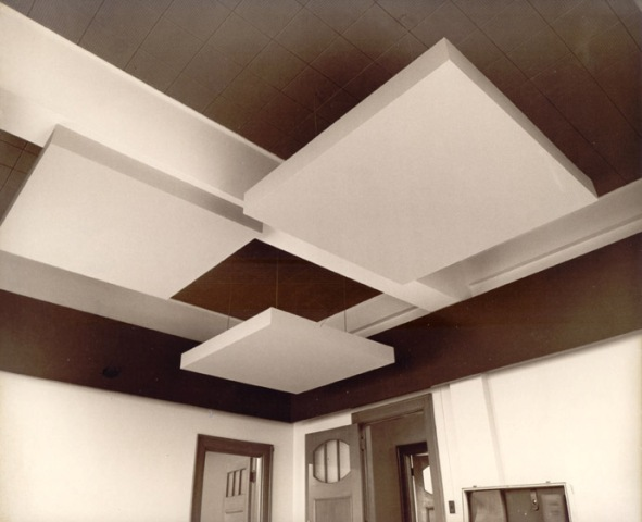 Elegant Ceiling Interior Art