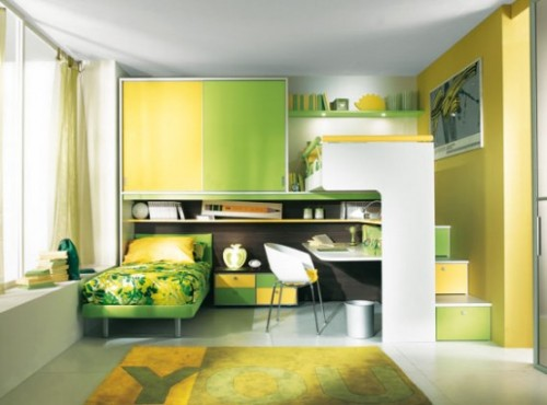 Elegant Children Room Designs on 2011