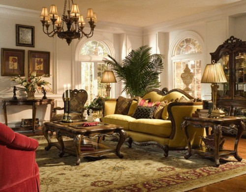 Elegant Ethnic Living Room Design Ideas Decor