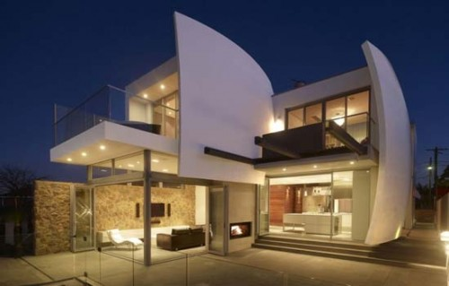 Elegant Home Design Architecture