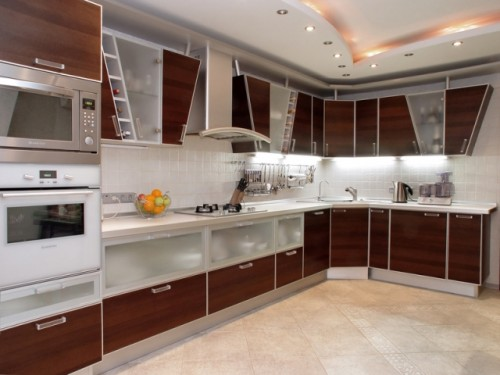 Elegant Kitchen Home Concept Design 500x375 Creating Clean and Healthy Kitchen