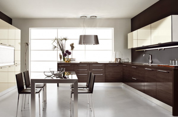 Download Over Here: Elegant Kitchen With Dining Room Artistic
