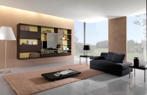 Elegant Minimalist Living Room Design Ideas