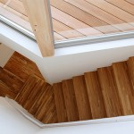 Elegant Modern Wood Stairs Home Design 150x150 2012 Wood Stairs Architecture in 2011