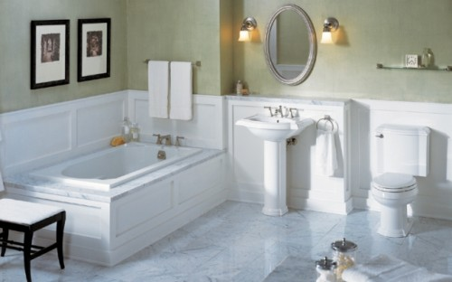 Europa Bathroom Designs Style
