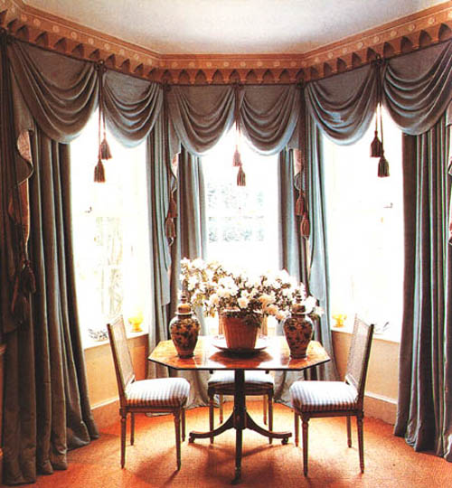 European Classical Curtain Designs