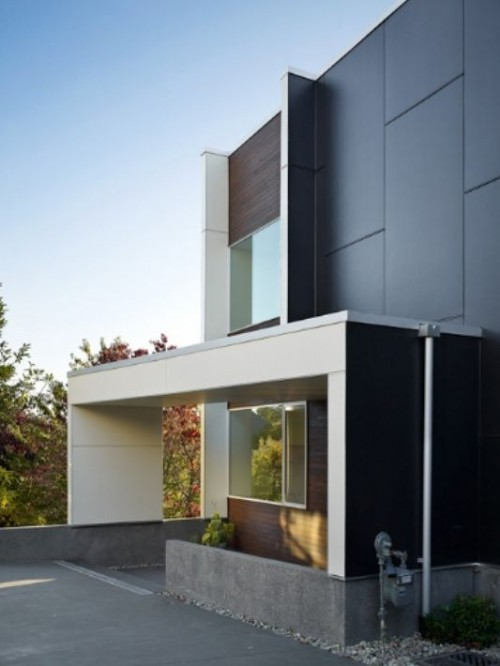 Excellent Minimalist House Design in 2012