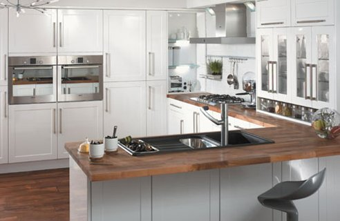 Fresh Kitchen Design Ideas Creating Clean and Healthy Kitchen