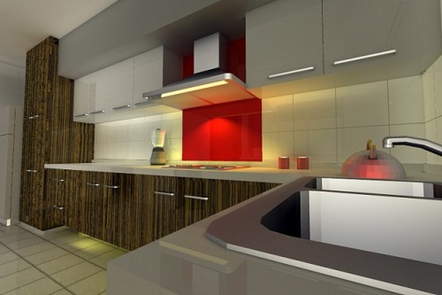 Fresh Kitchen Design for Modern Home 500x333 Planning Kitchen The Beautiful and imitate