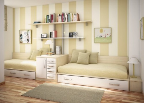 Fresh Twins Children Bedroom Ideas