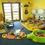 Full Color BAby Decorating Interior Designs 150x150 Yellow baby room design ideas