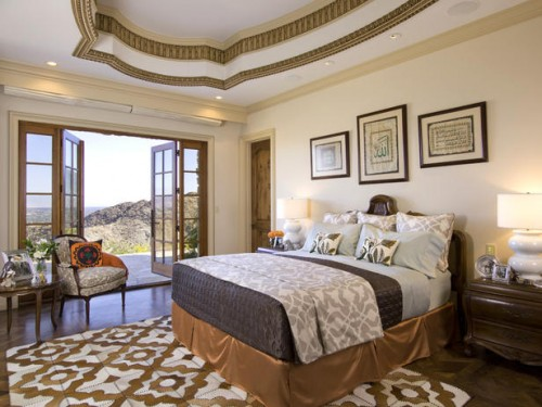 Great Ceiling Bedroom Design Architecture Art